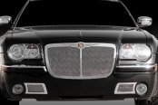 "T-Rex® - Upper Class ""Bentley"" Style Chrome Mesh Grille"