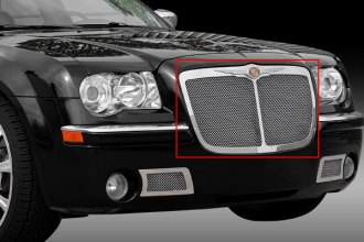 T-Rex® - Upper Class Bentley Style Chrome Mesh Grille