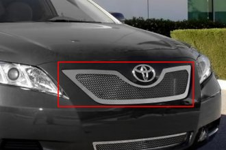 T-Rex® 54921 - 1-Pc Upper Class Series Polished Mesh Main Grille