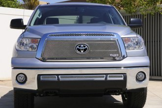 T-Rex® - 1-Pc Upper Class Polished Grille Accent