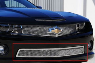 T-Rex® 55028 - Upper Class Series Polished Mesh Bumper Grille