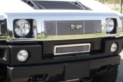T-Rex® - Upper Class Series Polished Formed Mesh Bumper Grille