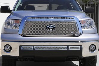 T-Rex® - 3-Pc Upper Class Polished Bumper Grille