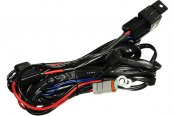 T-Rex® - Torch Series LED Light Black Wiring Harness