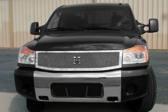 T-Rex® - X-Metal Series Polished Mesh Grille