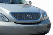 T-Rex® - Hybrid Series Polished Wire Mesh Main Grille