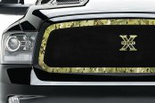 Image may not reflect your exact vehicle! T-Rex® - 1-Pc Graphic Series Custom Style Multi-Cam Mesh Main Grille