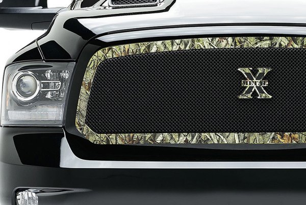 Image may not reflect your exact vehicle! T-Rex® - 1-Pc Graphic Series Custom Style Next-G2 Mesh Main Grille