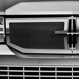 T-Rex® - Chrome Mesh Grille Shell Assembly