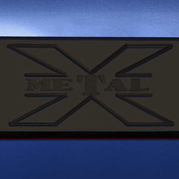 T-Rex® - 1-Pc X-Metal Series Black Body Side Badge