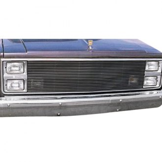 T-Rex® - 1-Pc Polished Horizontal Billet Grille