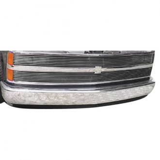 T-Rex® - 2-Pc Phantom Polished Horizontal Billet Grille