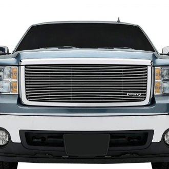 T-Rex® - Polished Horizontal Billet Grille
