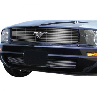 T-Rex® - 1-Pc Polished Horizontal Billet Main Grille