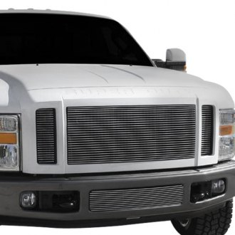 T-Rex® - 3-Pc Polished Horizontal Billet Grille