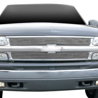 For 2003-2004 Chevrolet Silverado 2500 HD Grille T-Rex 54662YX Grille Assembly