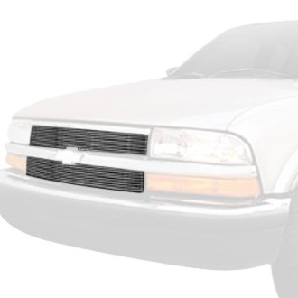 T-Rex® - 2-Pc Polished Horizontal Billet Main Grille