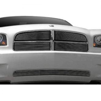 T-Rex® - 4-Pc Polished Horizontal Billet Main Grille