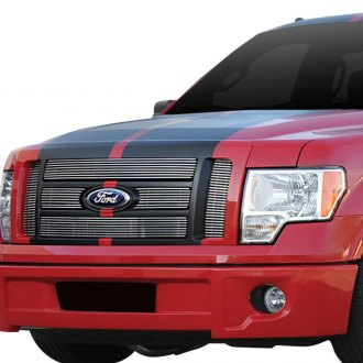 T-Rex® - 6-Pc Polished Horizontal Billet Grille
