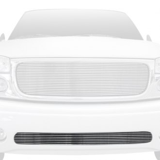 T-Rex® - Polished Horizontal Billet Bumper Grille