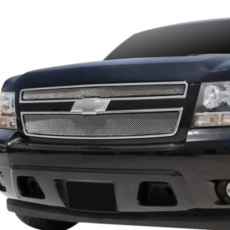 T-Rex® - 2-Pc Sport Series Chrome Formed Mesh Grille