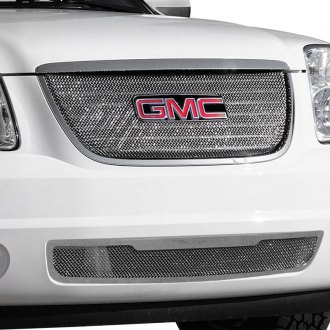 T-Rex® - 1-Pc Sport Series Chrome Formed Mesh Grille