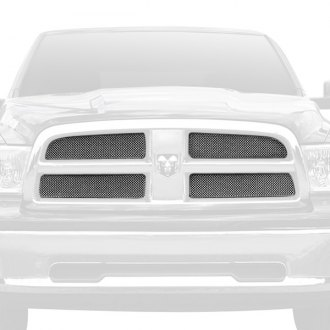 T-Rex® - 4-Pc Sport Series Chrome Formed Mesh Grille
