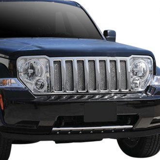 T-Rex® - 7-Pc Sport Series Chrome Formed Mesh Grille
