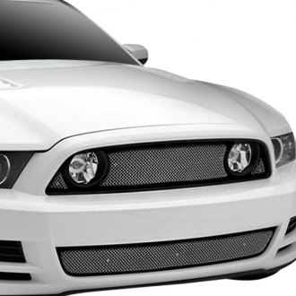 T-Rex® - 3-Pc Sport Series Chrome Formed Mesh Grille