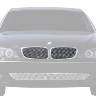 T-Rex® - 2-Pc Sport Series Chrome Formed Mesh Main Grille