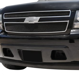 T-Rex® - 2-Pc Sport Series Black Formed Mesh Grille