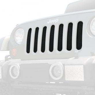 T-Rex® - Sport Series Black Formed Wire Mesh Grille