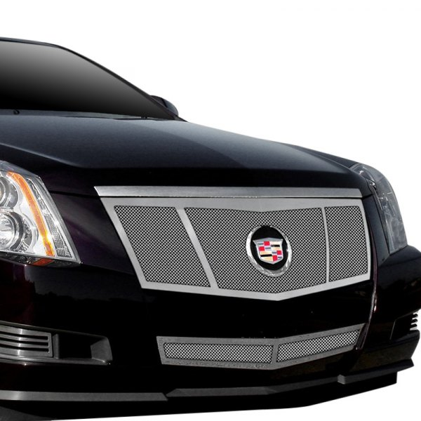 Custom Cadillac Cts: Cadillac CTS / CTS-V 2009 1-Pc Upper Class Series