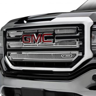 T-Rex® - 2-Pc Upper Class Series Polished Formed Mesh Grille