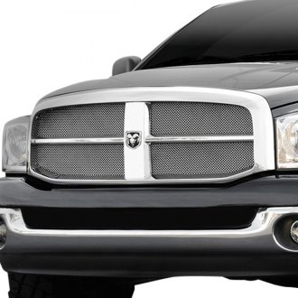 T-Rex® - Upper Class Series 4-Pc Look Polished Mesh Grille