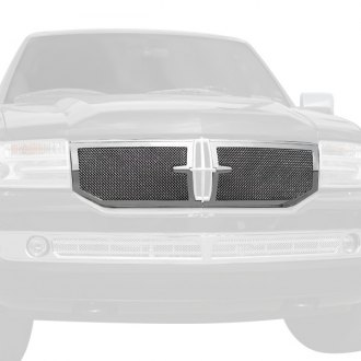 T-Rex® - 2-Pc Upper Class Series Polished Formed Mesh Main Grille