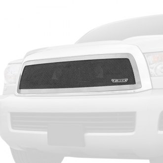 T-Rex® - 1-Pc Upper Class Series Polished Mesh Main Grille