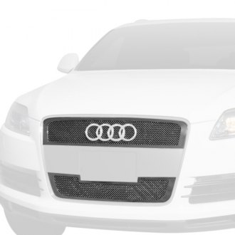 T-Rex® - 2-Pc Upper Class Series Polished Mesh Main Grille