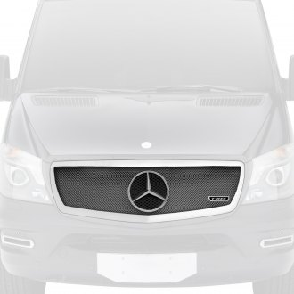 T-Rex® - Upper Class Series Chrome Formed Mesh Main Grille