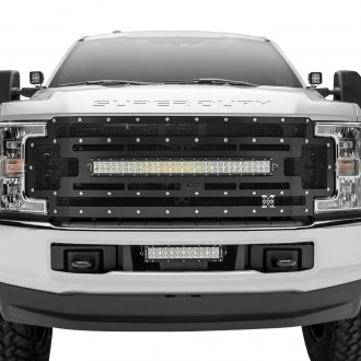 T-Rex® - Torch Series Mesh Grille with LED Lights