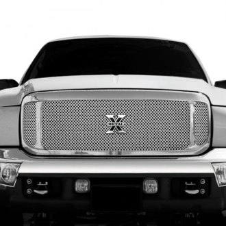 T-Rex® - X-Metal Series 3-Pc Look Polished Formed Mesh Grille