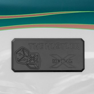 "T-Rex® - ""The Hustler"" Body Side Badge"