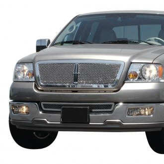 chrome billet accessories lincoln mark lt