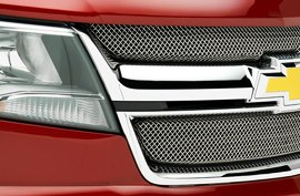 T-Rex® - Sport Series Grille on Chevy Colorado