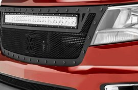 T-Rex® - Stealth Torch Series Grille on Chevy Colorado