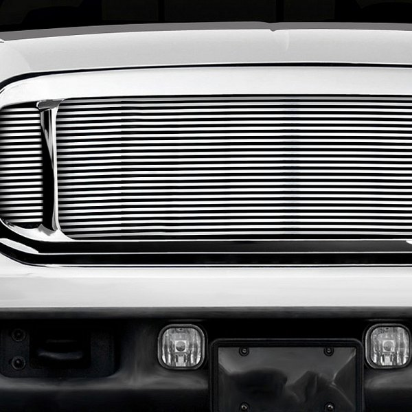 T-Rex® - Polished Grille Shell Assembly with Billet