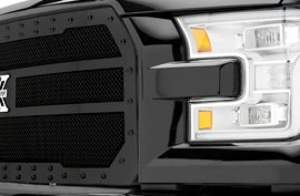 T-Rex® - Stealth Metal Grille on Ford F-150
