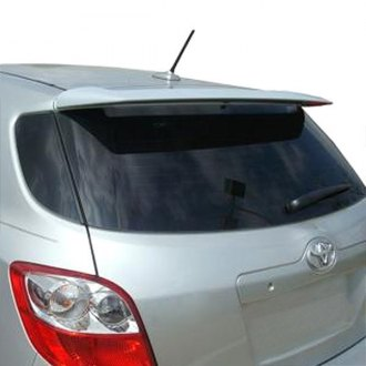 2012 Toyota Matrix Spoilers Custom Factory Lip Wing Spoilers