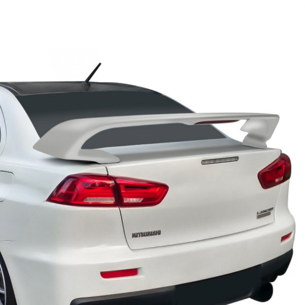 Image may not reflect your exact vehicle! T5i® - Factory Style Rear Spoiler with Light