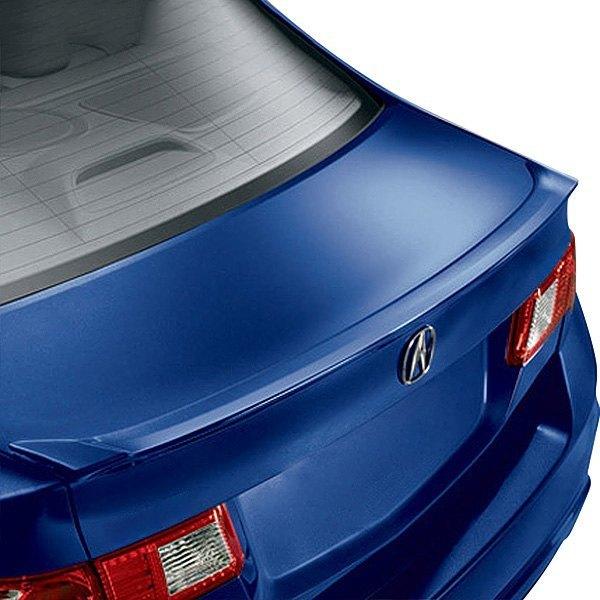 Acura TSX 2009 Factory Style Rear Lip Spoiler